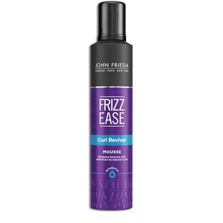 JF Frizz Ease Take Charge Style Mousse 204g