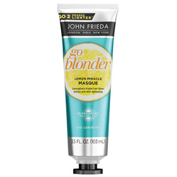 JF Go Blonder Lemon Masque 100g
