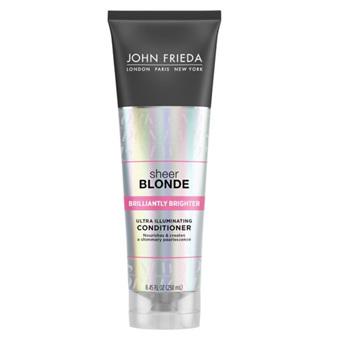 JF Sheer Blonde Brilliantly Brighter Conditioner 245ml