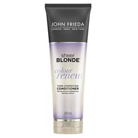 JF Sheer Blonde Colour Renew Toner Conditioner 250ml