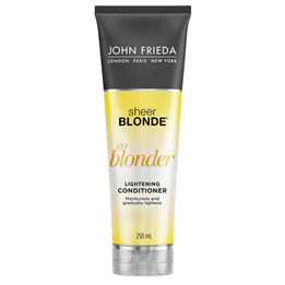 JF Sheer Blonde Go Blonder Conditioner 250ml