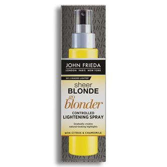 JF Sheer Blonde Go Blonder Lighten Spray 103ml