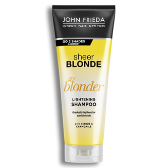 JF Sheer Blonde Go Blonder Shampoo 250ml