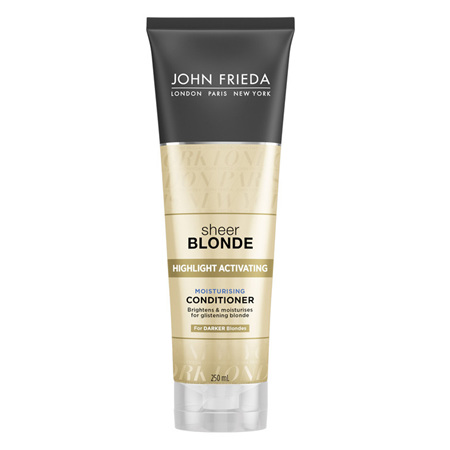 JF Sheer Blonde Highlight Moisturising Conditioner 250ml