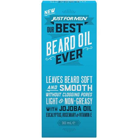 JFM Our Best Ever Beard Oil 30ml