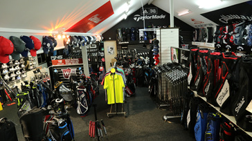 JK's golf shop auckland