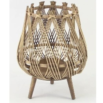 Jodes Bamboo Lantern - Natural