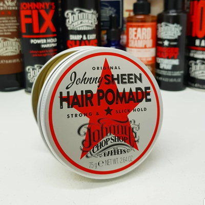 Johnny Sheen Hair Pomade
