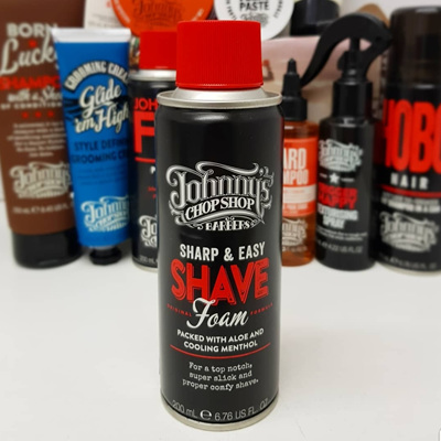 Johnny's Shave Foam
