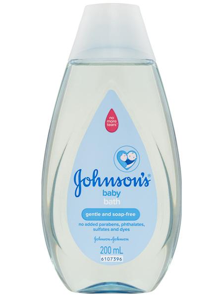 Johnson's Baby Bath 200mL