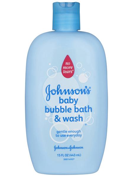 Johnson's Baby Bubble Bath & Wash 443mL