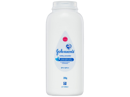 Johnson's Baby Powder 200g