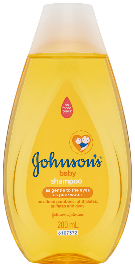 Johnson's Baby Shampoo 200mL