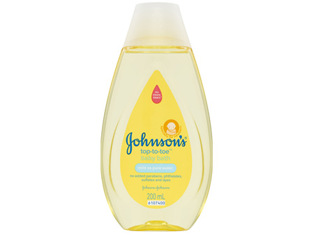 Johnson's Baby Top-To-Toe Baby Wash 200mL