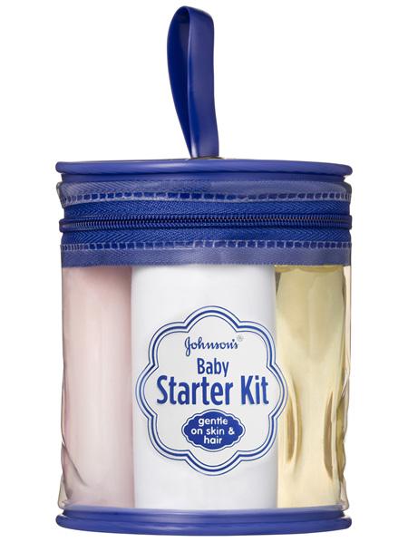 Johnsons's Baby Starter Kit