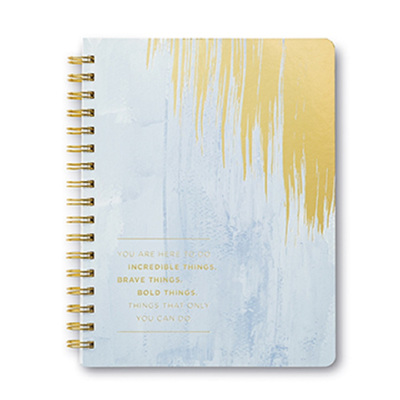 Journal - You Are Here To Do Incredible Things