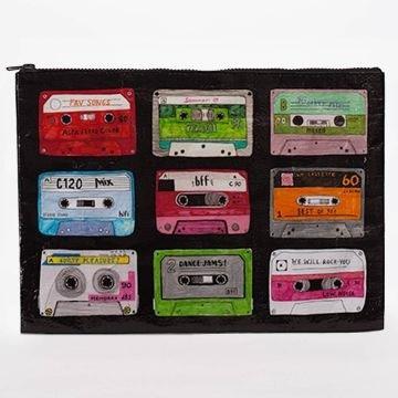 Jumbo Zipper Pouch - Mixtape
