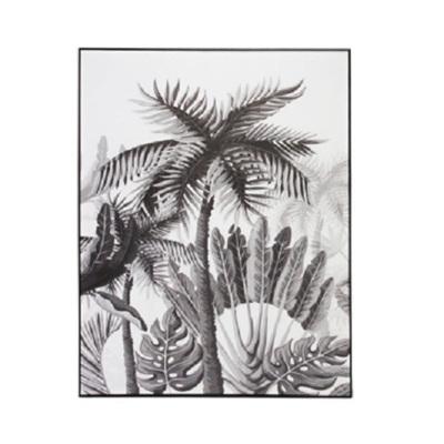 Jungle Escape A Canvas Print - 90x120cm