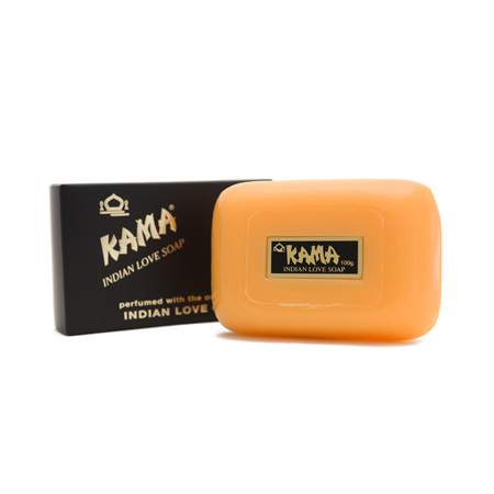 KAMA Indian Love Soap 100g