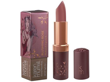 Karen Murrell Blushing Rose Natural Lipstick