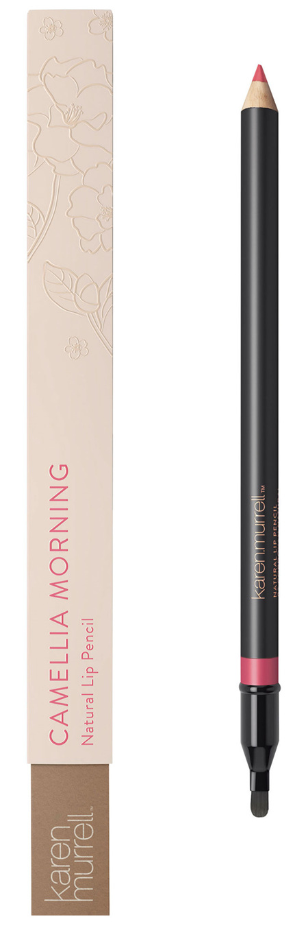 Karen Murrell Camellia Morning Natural Lip Pencil