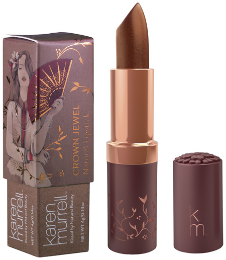 Karen Murrell Crown Jewel Natural Lipstick