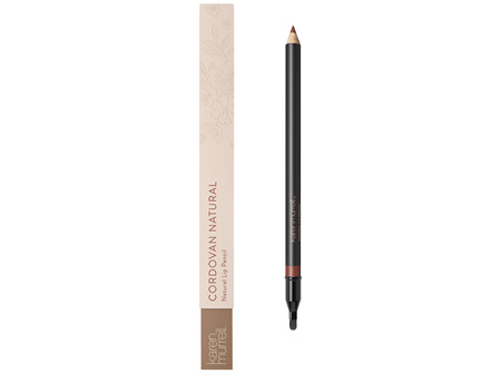 Karen Murrell Lip Pencil 02 Cordovan Natural