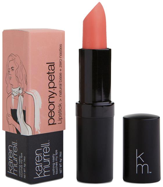 Karen Murrell Peony Petal Natural Lipstick