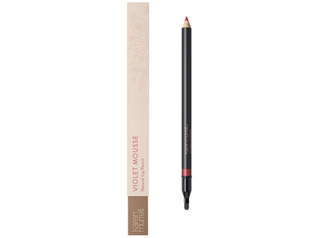 Karen Murrell Violet Mousse Natural Lip Pencil