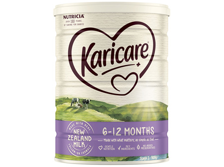 Karicare 2 Baby Follow-On Formula From 6-12 Months 900g