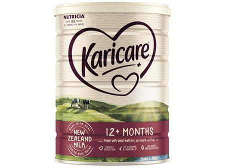 Karicare 3 Toddler Milk Drink From 12+ Months 900g