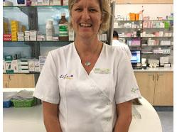 Kerryn Stokes (Co-owner, Pharmacist)