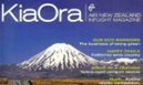 KIA ORA AIR NZ INFLIGHT MAGAZINE - HOT NEWS FEATURE