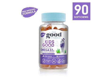 Kids Good Omega 3 + Iron