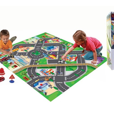 Kids Road Play Mat