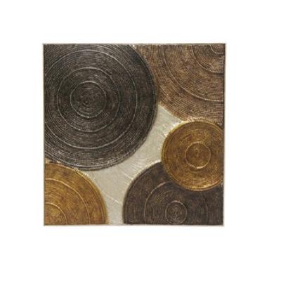 Kilda Metal Art Panel - 93x93cm