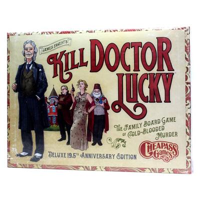 Kill Doctor Lucky: Anniversary Edition