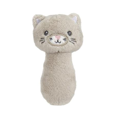 Kitty Cat Baby Rattle