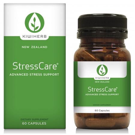 KIWI HERB StressCare 60caps