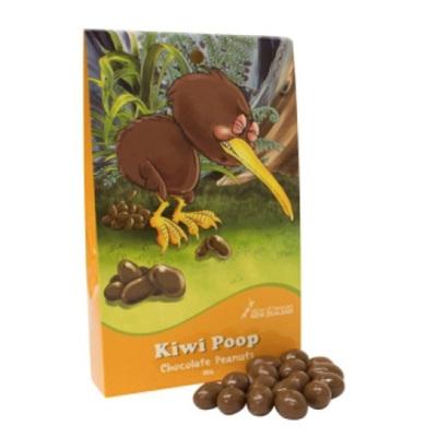 Kiwi Poop - Chocolate Peanuts