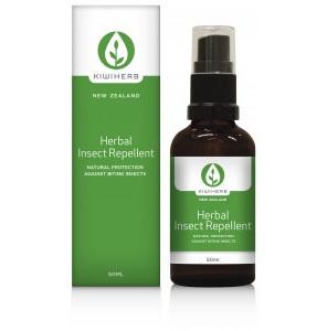 Kiwiherb Herbal Insect Repellant 50ml
