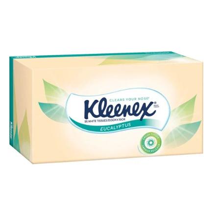 KLEENEX Extracare 3Ply Eucalyp. 95