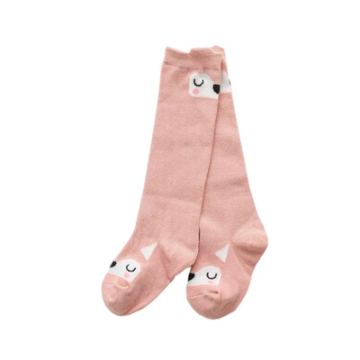 Knee High Socks - Fox