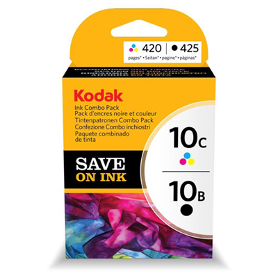KODAK 10 SERIES COLOUR INK