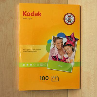 KODAK PHOTO PAPER 100SH A4