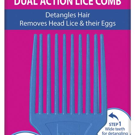 KP24 Metal Lice Comb