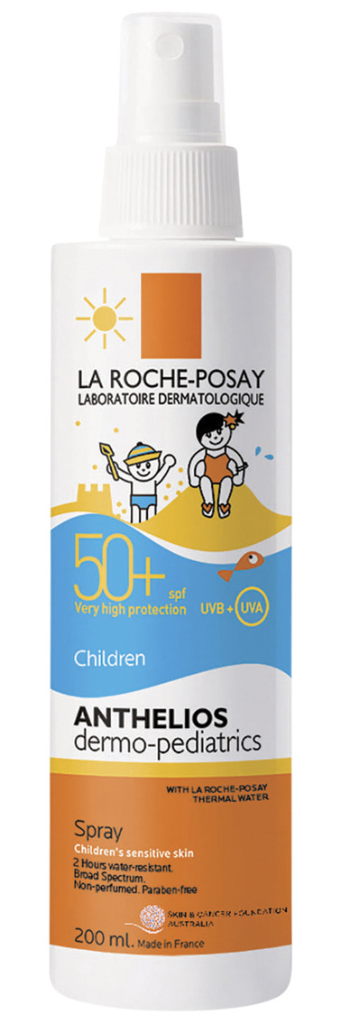 La Roche-Posay® Anthelios Kids Spray Sunscreen SPF50+ 200ml