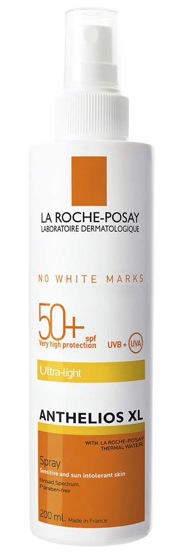 La Roche-Posay® Anthelios XL Ultra-Light Body Sunscreen SPF50+ 200ml