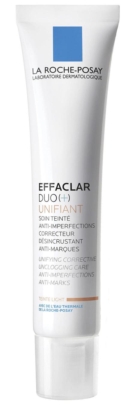 La Roche-Posay® Effaclar Duo (+) Unifiant Light Anti-Acne Moisturiser 40ml
