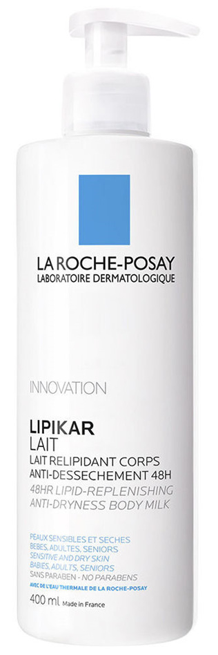 La Roche-Posay® Lipikar Lait Body Milk 400mL